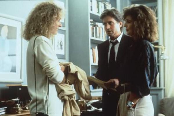 Atracción fatal : Foto Anne Archer, Glenn Close, Michael Douglas