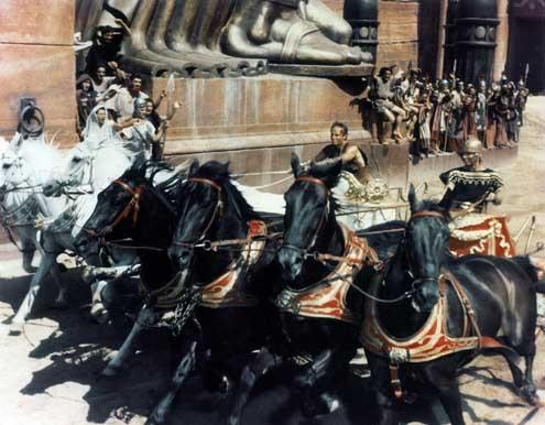 Ben-Hur : Foto Charlton Heston, Stephen Boyd