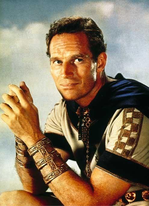 Ben-Hur : Foto Charlton Heston