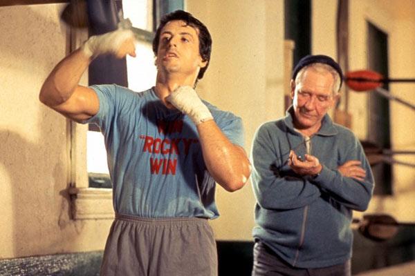 Rocky: Sylvester Stallone, John G. Avildsen, Burgess Meredith