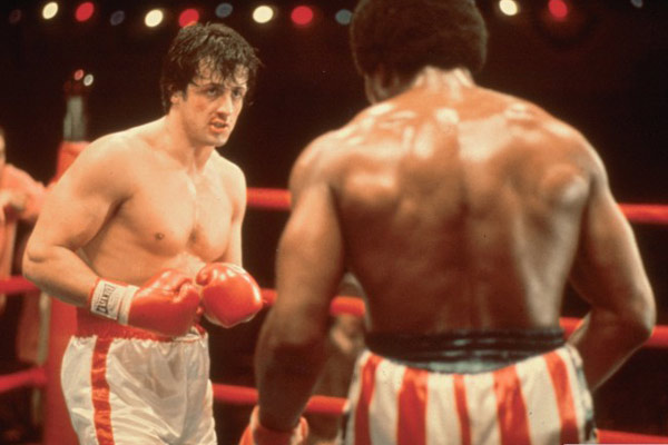 Rocky: Sylvester Stallone, John G. Avildsen, Carl Weathers