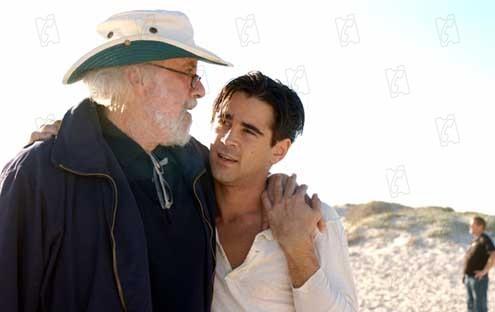 Pregúntale al viento: Colin Farrell, Robert Towne