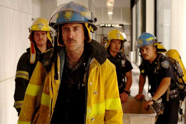 World Trade Center : Foto Michael Peña, Nicolas Cage, Oliver Stone