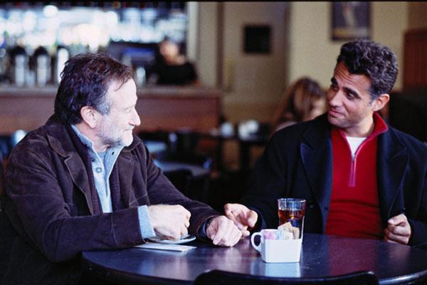 Voces en la noche : Foto Bobby Cannavale, Patrick Stettner, Robin Williams