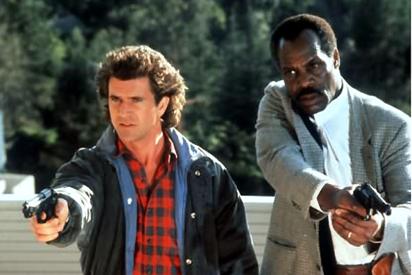 Arma letal 3 : Foto Danny Glover, Mel Gibson
