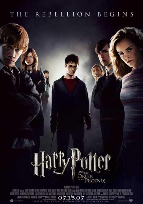 Harry Potter y la Orden del Fénix : Foto