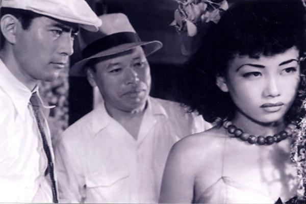 Foto Akira Kurosawa, Toshirô Mifune