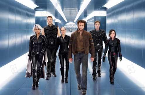 X-Men: La decisión final : Foto Daniel Cudmore, Halle Berry, Hugh Jackman, Shawn Ashmore
