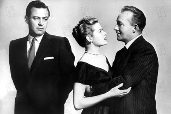 Foto Bing Crosby, George Seaton, Grace Kelly, William Holden