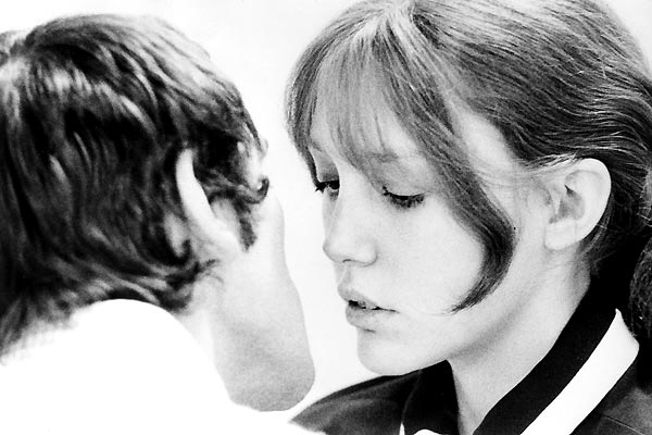Teorema : Foto Anne Wiazemsky, Pier Paolo Pasolini, Terence Stamp