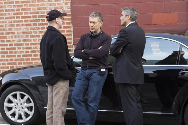Michael Clayton : Foto George Clooney, Steven Soderbergh, Tony Gilroy