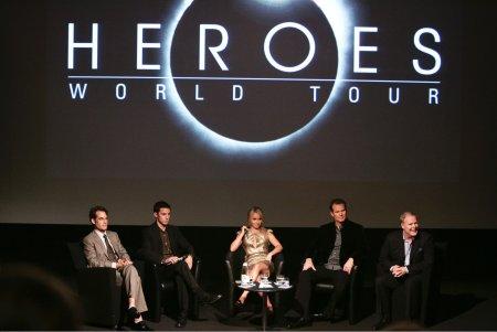 Héroes : Foto Adrian Pasdar, Dennis Hammer, Hayden Panettiere, Jack Coleman, Milo Ventimiglia
