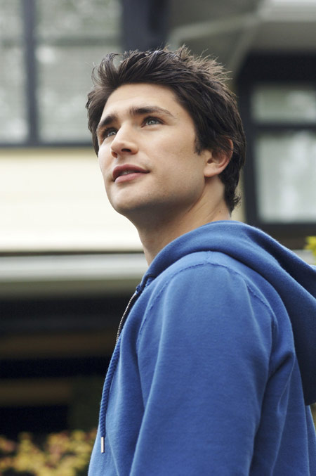 Kyle XY : Foto Matt Dallas