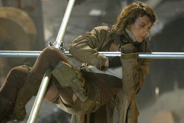 Resident Evil: Extinción : Foto Milla Jovovich, Russell Mulcahy
