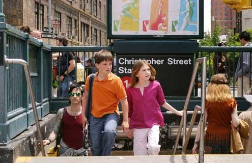 Pequeño Manhattan : Foto Charlie Ray, Josh Hutcherson, Mark Levin