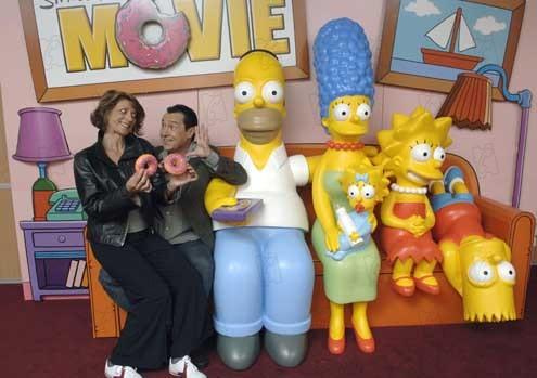 Los Simpson: La película : Foto David Silverman