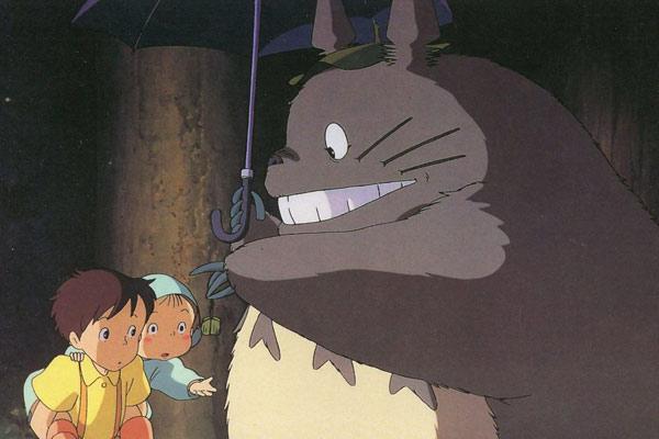 Mi vecino Totoro : Foto