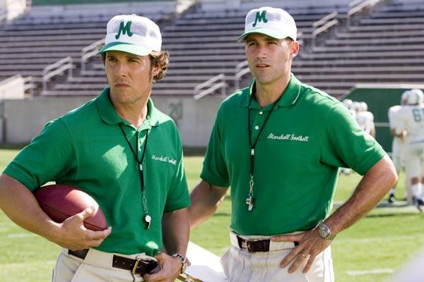 Equipo Marshall : Foto Matthew Fox, Matthew McConaughey
