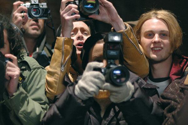 Delirious : Foto Michael Pitt, Steve Buscemi, Tom DiCillo