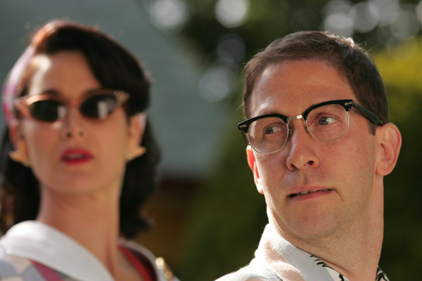 Fido : Foto Andrew Currie, Carrie-Anne Moss, Tim Blake Nelson