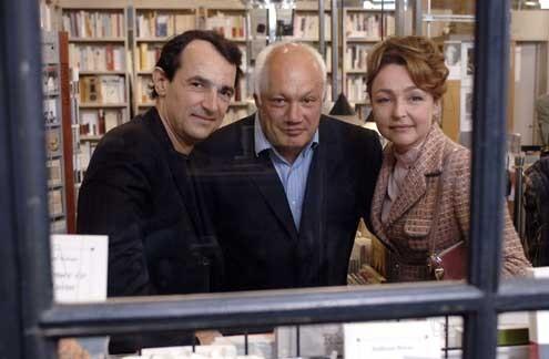 Odette, una comedia sobre la felicidad : Foto Albert Dupontel, Catherine Frot, Eric-Emmanuel Schmitt
