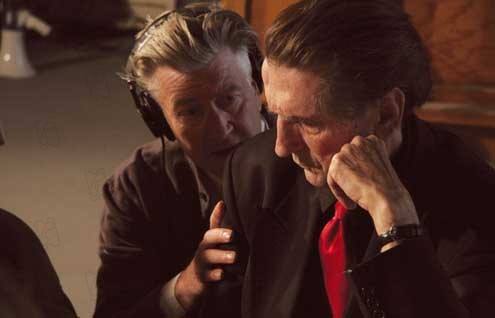 Inland Empire : foto David Lynch