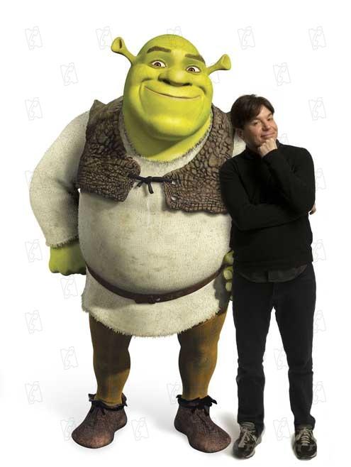 Shrek Tercero: Mike Myers