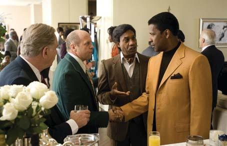 American Gangster : Foto Denzel Washington, Joe Morton