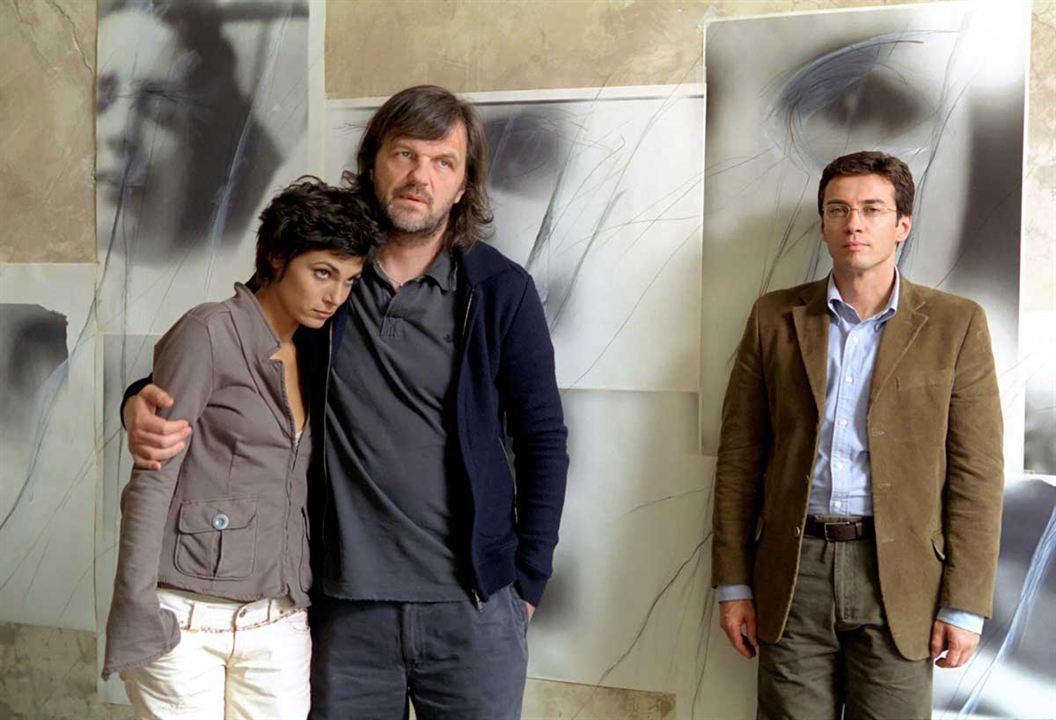 Foto Alessio Boni, Emir Kusturica, Roberto Andò, Valeria Solarino