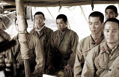 Cartas desde Iwo Jima : Foto Kazunari Ninomiya, Ryô Kase