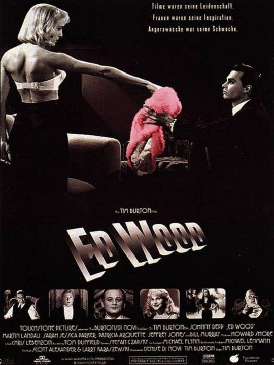Ed Wood : Cartel