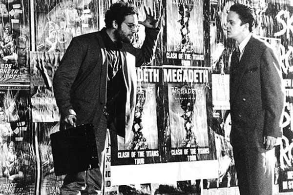 El juego de Hollywood : Foto Robert Altman, Tim Robbins, Vincent D'Onofrio