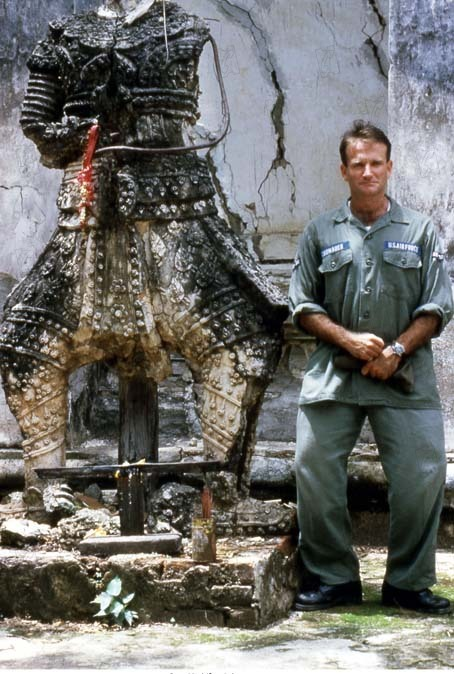 Good Morning, Vietnam : Foto Robin Williams