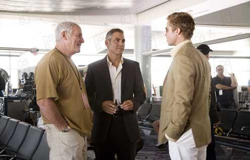 Ocean's 13 : Foto Brad Pitt, George Clooney, Jerry Weintraub