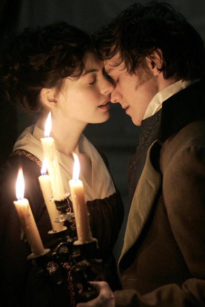 La joven Jane Austen : Foto Anne Hathaway, James McAvoy, Julian Jarrold