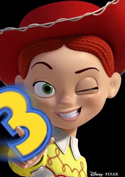 Toy Story 3 : Cartel Lee Unkrich
