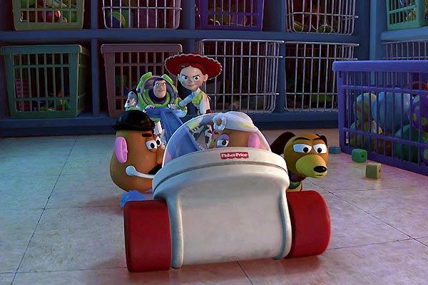 Toy Story 3 : Foto Lee Unkrich