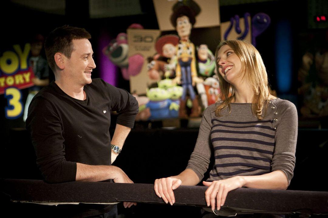 Toy Story 3 : Foto Benoît Magimel, Frédérique Bel, Lee Unkrich