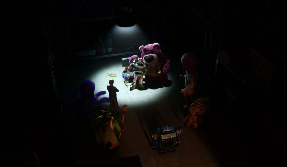 Toy Story 3 : Foto Lee Unkrich