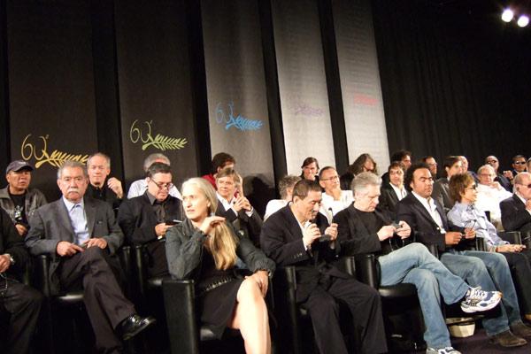 A cada uno su cine (Chacun son cinéma) : Foto Andrey Konchalovsky, Atom Egoyan, Bille August, Ethan Coen, Gus Van Sant