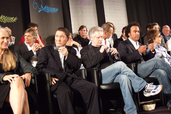 A cada uno su cine (Chacun son cinéma) : Foto Bille August, David Cronenberg, Gus Van Sant, Jane Campion, Michael Cimino