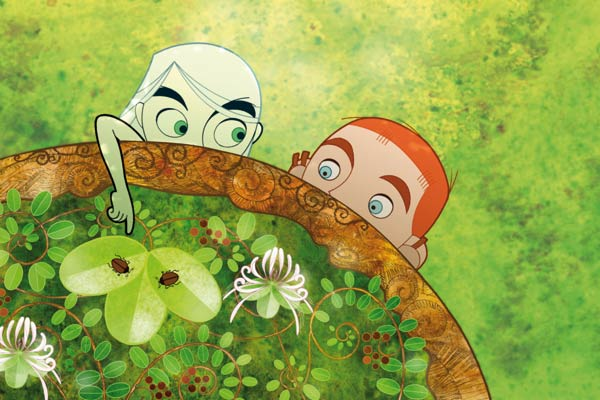 The Secret of Kells : Foto Tomm Moore