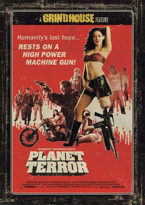 Grind House: Planet Terror : Cartel Michael Biehn
