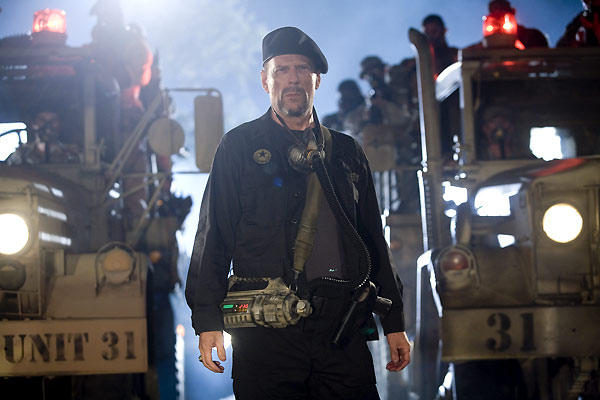 Grind House: Planet Terror : Foto Bruce Willis