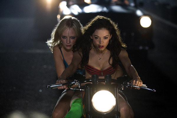 Grind House: Planet Terror : Foto Marley Shelton, Rose McGowan
