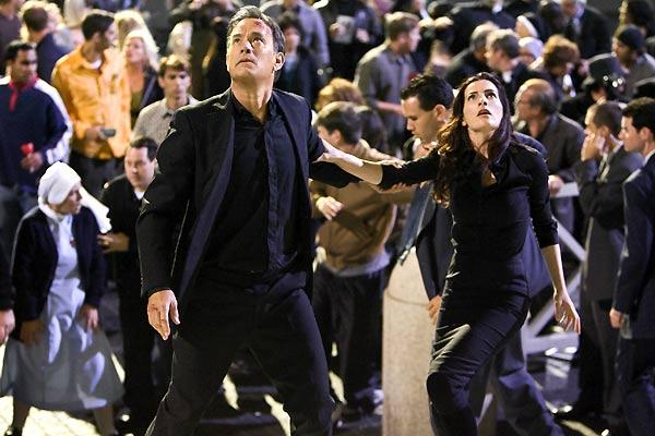 Ángeles y demonios : Foto Ayelet Zurer, Ron Howard, Tom Hanks