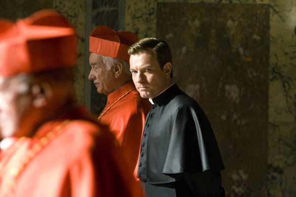 Ángeles y demonios : Foto Ewan McGregor, Ron Howard