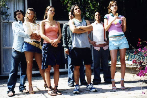Déficit : Foto Camila Sodi, Gael García Bernal