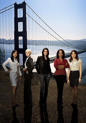 Club contra el crimen : Foto Angie Harmon, Aubrey Dollar, Elizabeth Ho, Laura Harris, Paula Newsome