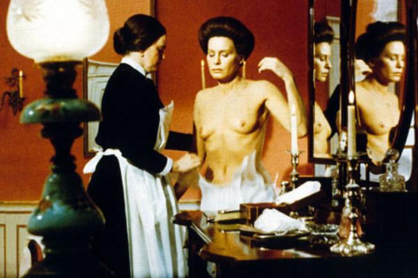 Gritos y susurros : Foto Ingmar Bergman